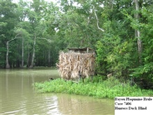 Hunters Duck Blind