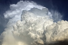 Cumulonimbus over Indiana