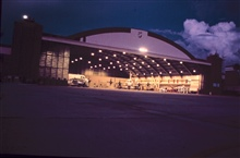NOAA hangar at MacDill Air Force Base