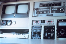 Flight director's station on P-3.