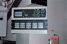 Position and meteorological display unit on NOAA C-130 N6541C