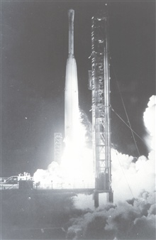 Launch of ESSA I, the first satellite actually owned and operated by aforerunner of NOAA.  Although the Weather Bureau used and studied the data fromTIROS I - X, NASA operated these satellites.  ESSA I was the first of the TIROSOperational Satellite