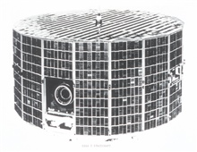 ESSA 2 TIROS satellite launched on February 28, 1966.