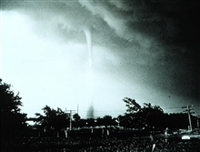 Tornado at Enid, Oklahoma