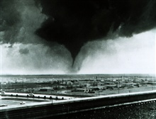 A Texas twister in Wichita County