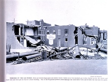 Wrecked by the Gas-Works.In: Photographic Views of the Great Cyclone at St. Louis, May 27, 1896.Library Call Number M15.1 P575.