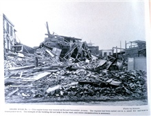 Engine House No. 7.In: Photographic Views of the Great Cyclone at St. Louis, May 27, 1896.Library Call Number M15.1 P575.