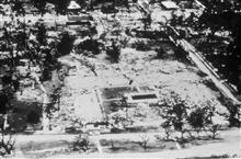 Richeliu Apartments after Hurricane Camille. Eight people who had eitherstayed to help or were infirm died here. The apartments, although touted to behurricane proof, were poorly constructed. Regardless, a 20 to 25 foot stormsurge would probably have