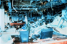 Hurricane Andrew - Even the chief executive officer wasn't sparedOffice of Corporate Executive Officer of Burger King World Headquarters