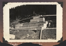 The gold mine at Juneau.