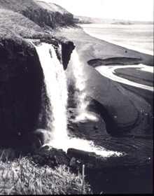 Waterfalls in Dublin Bay