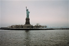 The Statue of Liberty, New York Harbor