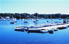 Quissett Harbor, Woods Hole,  Falmouth