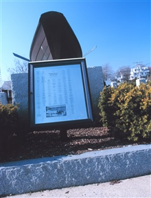 A  Memorial to Fishermen.