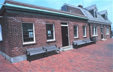 New Bedford Historic District building