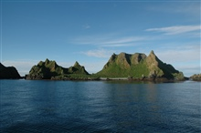 Outlying islets