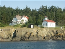 Burrows Island Lighthouse