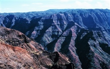 Waimea Canyon - the Grand Canyon of the Pacific