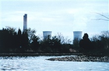 Pepco's Chalk Point Generating Plant on the Patuxent River.  A pipeline carryingoil to this plant burst and spilled 100,000 gallons of oil into Swanson Creek onApril 7, 2000.