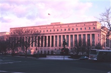 The Interior Department Building, formerly home to the Bureau of CommercialFisheries, forerunner of today's National Marine Fisheries Service