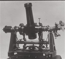 Bamberg astronomical transit.In use 1914 - 1960.Used for both latitude and longitude observations