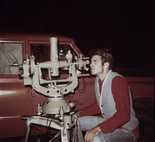 Observing with a Wild T-4 Theodolite