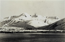 Massacre Bay.HYDROGRAPHER led transports and combatants to anchorage areas during invasion