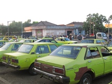 Taxis in Sao Tome