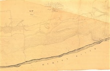Topographic sheet from Fort Lee to Boompers Hook by Thornton A. Jenkins, USN.Registry No. T-96