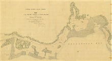 Topographic sheet between Patchogue and Smith Point, Long Island, by CharlesRenard. Registry No. T-2.