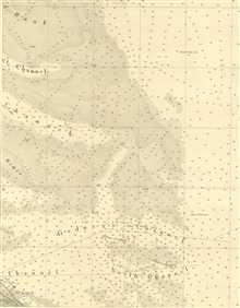 Sheet No. 4, blowup of Gedney's Channel area and other channels.
