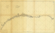 No. 8 Sketch E Showing the Progress of the Survey in Section No. V From 1847to 1873.  1873.  Annual Report 1873.