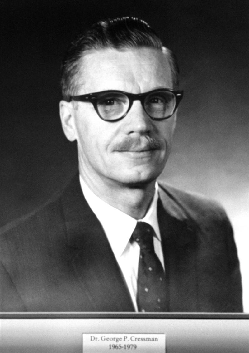 Dr. George Cressman