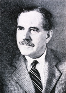 Professor Charles F. Marvin, (1858-1943) head of the Weather Bureau 1913-1934.