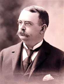 James Berry, Chief of the Climate and Crop Division of the Weather Bureau in the early 20th Century.