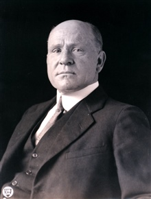 Edgar B. Calvert, served with the United States Weather Bureau from 1890 until1940.  At the time of his retirement he was Principal Meteorologist and Chief of the Forecast Division.  He died with 3 months of retiring.  (1870-1940.)