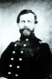 Samuel A. Gilbert, Assistant in the Coast Survey, Colonel of Volunteers duringthe Civil War.  Died as a result of tuberculosis contracted during Civil Warcampaigning shortly after the war. Brevetted a Brigadier General for his services.