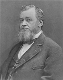 Spencer Fullerton Baird, Secretary of the Smithsonian Institution and firstCommissioner of U.S. Commission of Fish and Fisheries.  (1823-1887.)