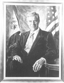 Robert Adam Mosbacher, 1927-, twenty-eighth Secretary of Commerce.