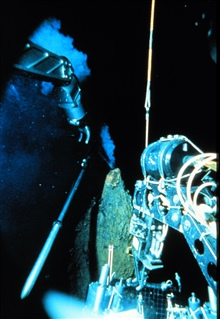 Sub samples show temperatures in hydrothermal vents exceed 300 degrees celsius.