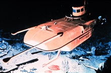 DEEPSTAR 2000 submersible launched in 1969 by Westinghouse.