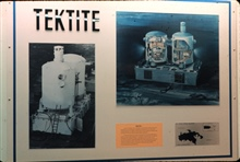 TEKTITE I undersea habitat was built by General Electric in 1969.