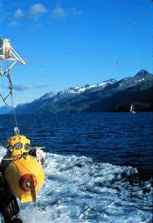 NEKTON GAMMA on Project Seasub off Alaska.