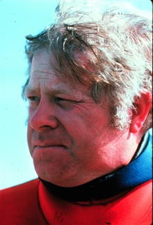 Bill High, former HYDROLAB aquanaut and NMFS scientist.