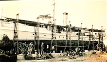 Coast and  Geodetic Survey Ship HYDROGRAPHER.In service 1901-1928.