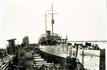 Coast and  Geodetic Survey Ship RANGER.In service 1919 - 1933.