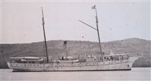 Coast and Geodetic Survey Ship BLAKE.