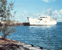 NOAA Ship TOWNSEND CROMWELL