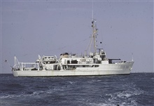 NOAA Ship WHITING.In service 1963 -.