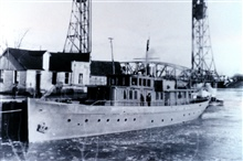 Coast and Geodetic Survey Ship COWIE.  This vessel was named in honor ofCommander George D. Cowie, former head of the Philippine Coast Survey, who waskilled in a Japanese bombing raid on Manila in late 1941.